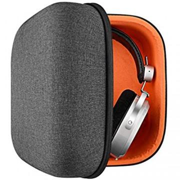 Geekria Tasche Kopfhörer für HiFiMAN HE400i HE400S Sundara Grado GS1000i PS1000e Koss QZ99 AudioQuest Nighthawk NightOwl Schutztasche für Headset Case
