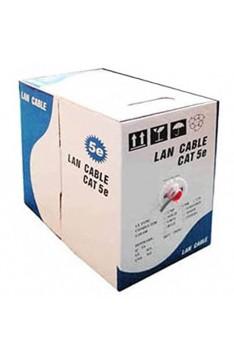 Netzwerk-Tools LAN-Kabel (CAT5E Datenkabel) kupferkaschierte Aluminium (CCA) Kupfer-Clad Stahl (CCS) Länge: 305M Durchmesser: 0 38 mm-0 4 mm Ihre unterschiedlichen Bedürfnisse zu erfüllen