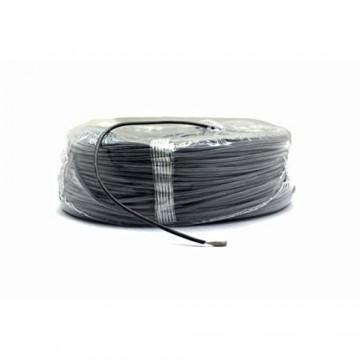 VS-ELECTRONIC - 278125 Silikonlitze SiFF 1.0 mm² Schwarz 45401