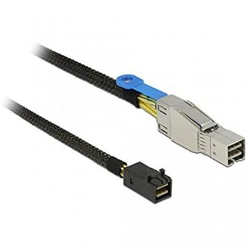 DeLock 83618 Kabel Mini SAS HD auf Mini SAS HD 1m schwarz